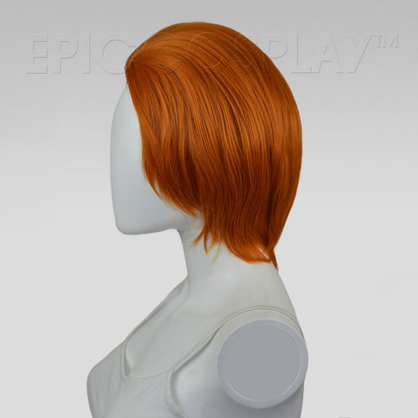 Atlas - Autumn Orange Wig