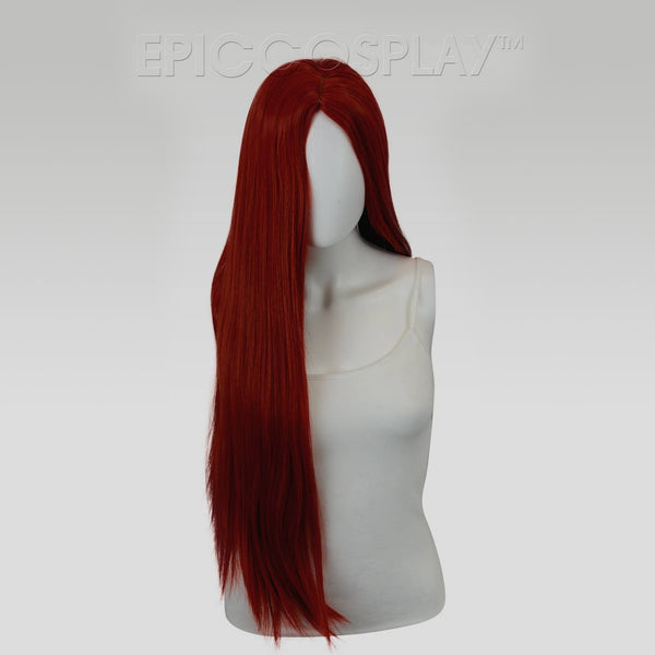 Eros - Dark Red Wig