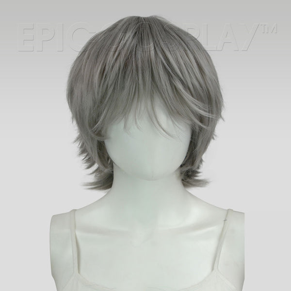 Apollo - Gunmetal Grey Wig