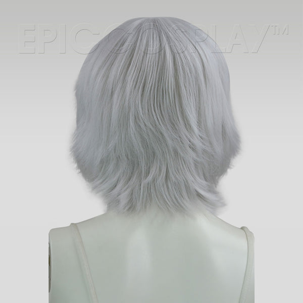Apollo - Silvery Grey Wig