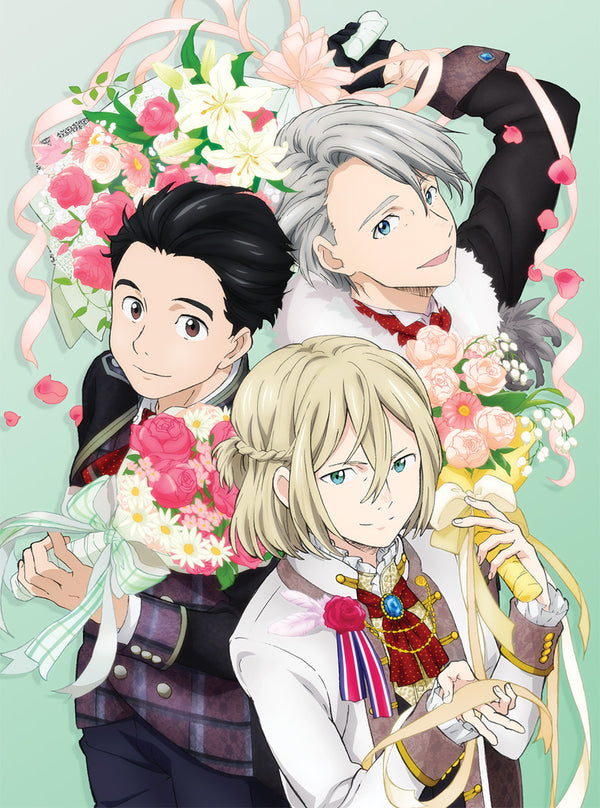 Official Yuri!!! on ICE Canvas Art - These Are For You