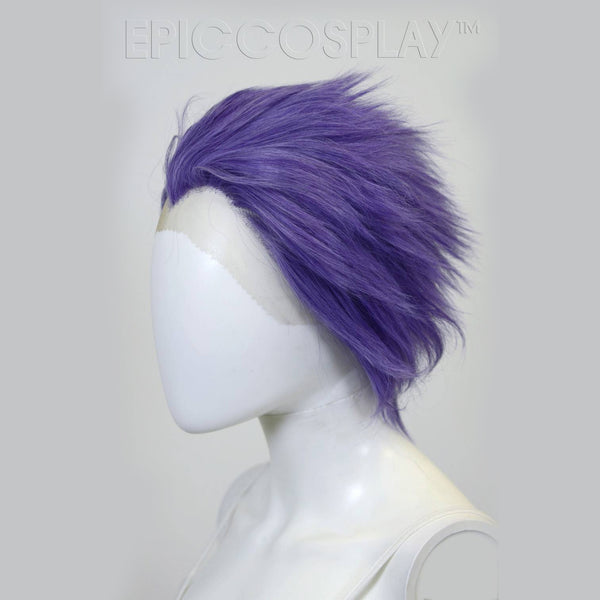 Hades - Classic Purple Mix Wig