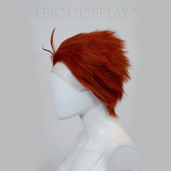 Hades - Apple Red Mix Wig