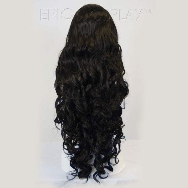 Urania - Natural Black Wig