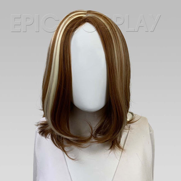 Styx - Brown Blonde Mix Wig
