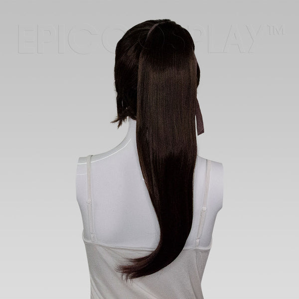 Calliope - Black Ponytail Lacefront Wig
