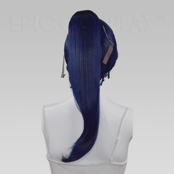 Calliope - Ponytail Midnight Blue LaceFront Wig