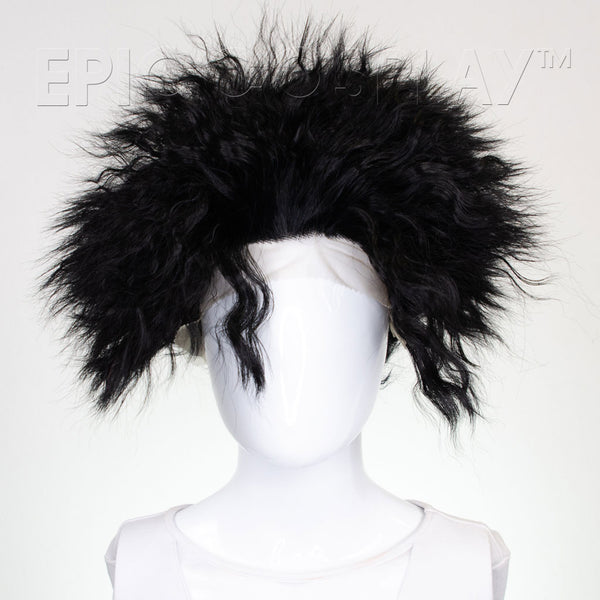 Pan - Black Lacefront Wig
