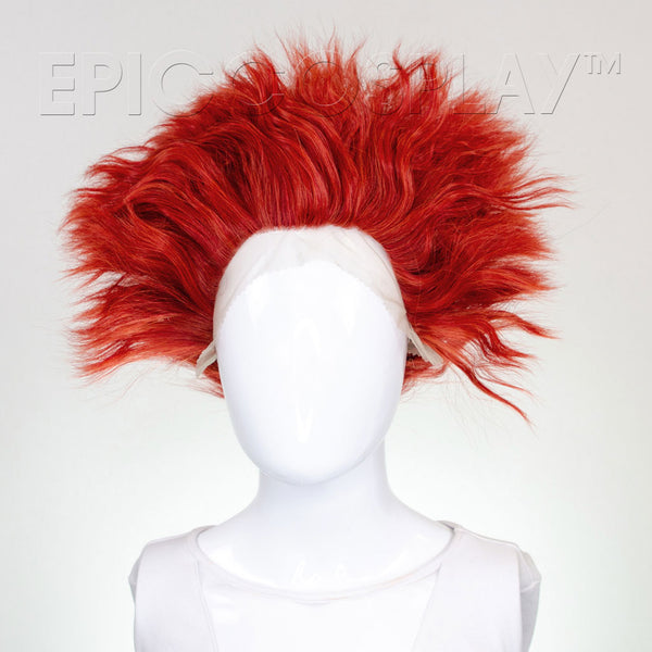 Pan - Apple Red Mix Lacefront Wig