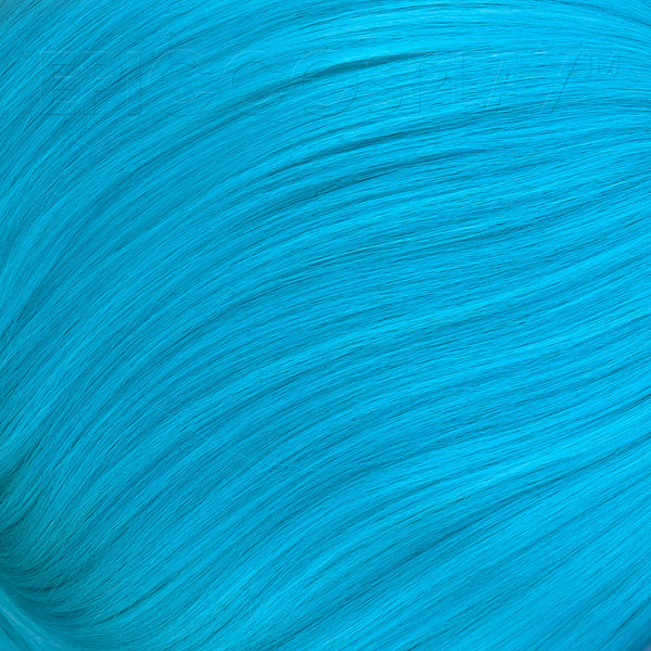"35"" Weft Extension - Anime Blue Mix"