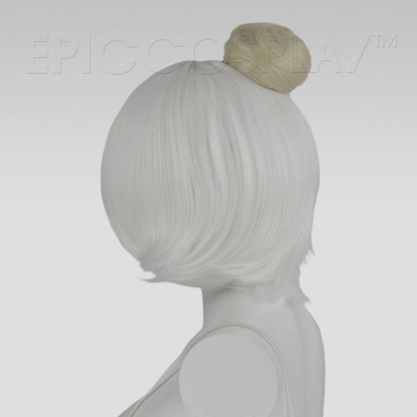 Hair Bun Extension - Platinum Blonde