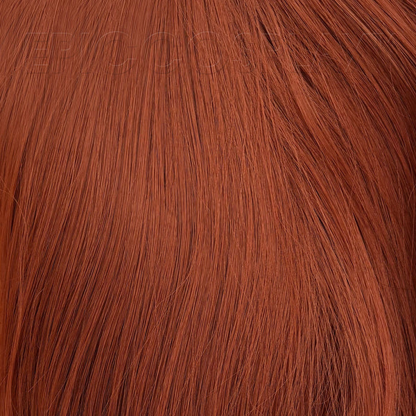"18"" Ponytail Wrap - Copper Red"