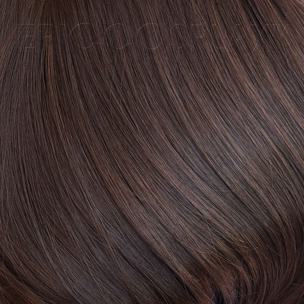 "15"" Weft Extension - Dark Brown"