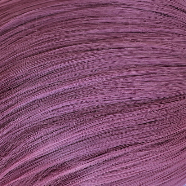 Color Sample - Dark Plum Purple