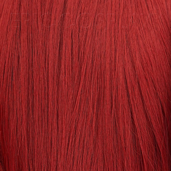 "18"" Ponytail Wrap - Dark Red"