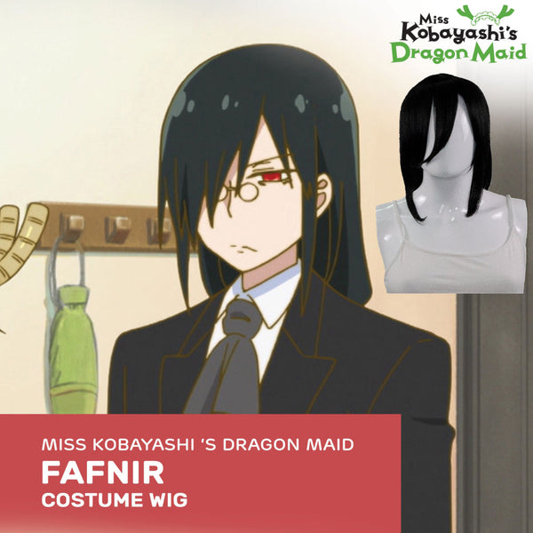 Miss Kobayashi's Dragon Maid - Official Fafnir Cosplay Wig