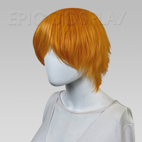 Hinta - Sunny Orange Short  Wig