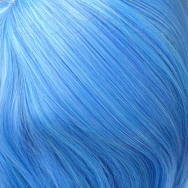 "15"" Weft Extension - Light Blue Mix"