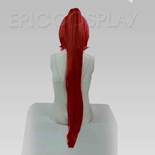 Leto - Dark Red Wig