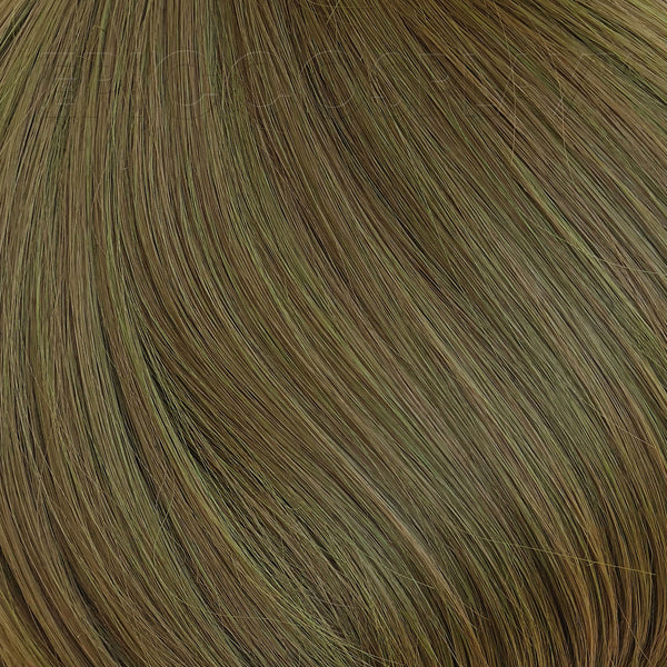 "15"" Weft Extension - Matcha Brown"