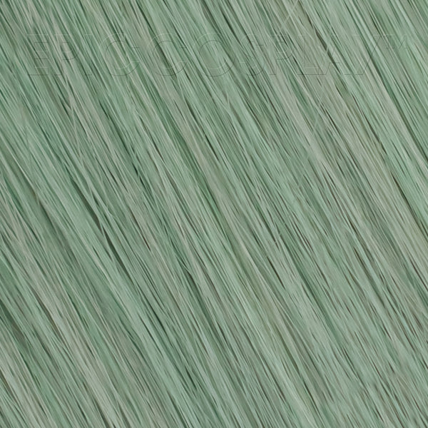 "15"" Weft Extension - Mint Green Mix"
