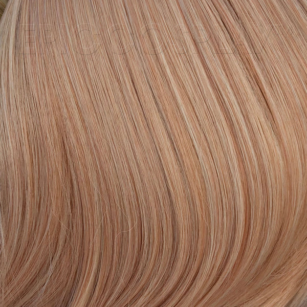 Color Sample - Peach Blonde