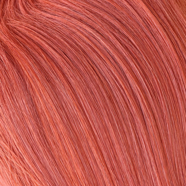 "15"" Weft Extension - Persimmon Pink"
