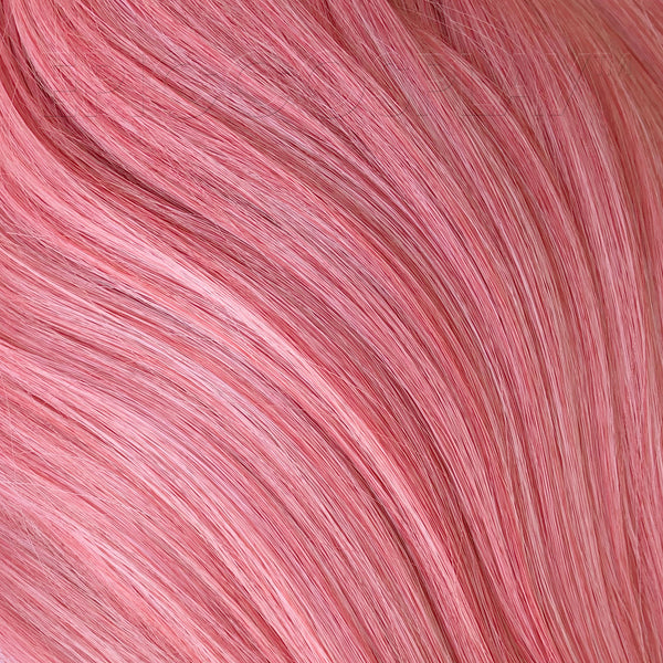 "35"" Weft Extension - Princess Pink Mix"
