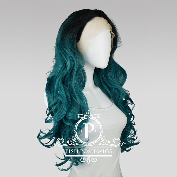 STEFANI - Emerald Green Wig