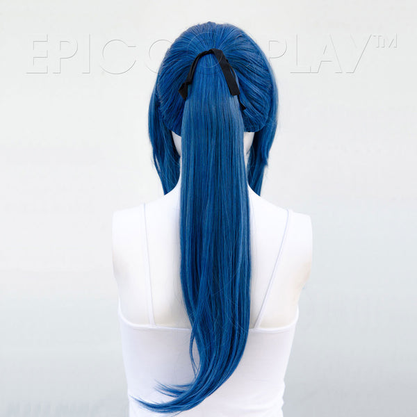 Phoebe - Shadow Blue Wig