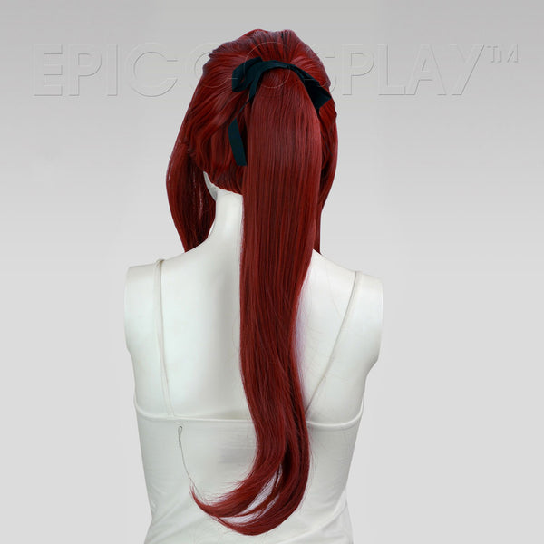Phoebe - Dark Red Wig