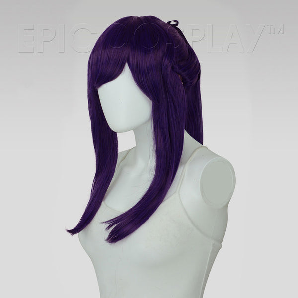Phoebe - Purple Black Fusion Wig