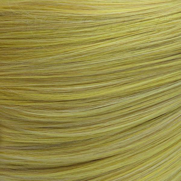 Color Sample - Rich Butterscotch Blonde