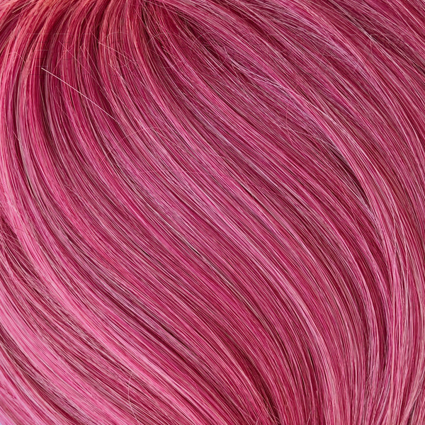 Color Sample - Raspberry Pink Mix
