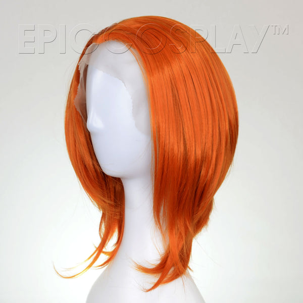 Helen Lacefront - Autumn Orange Wig