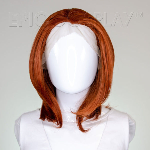 Helen Lacefront - Copper Red Wig