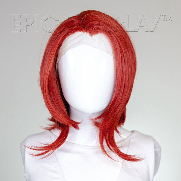 Helen Lacefront - Apple Red Mix Wig