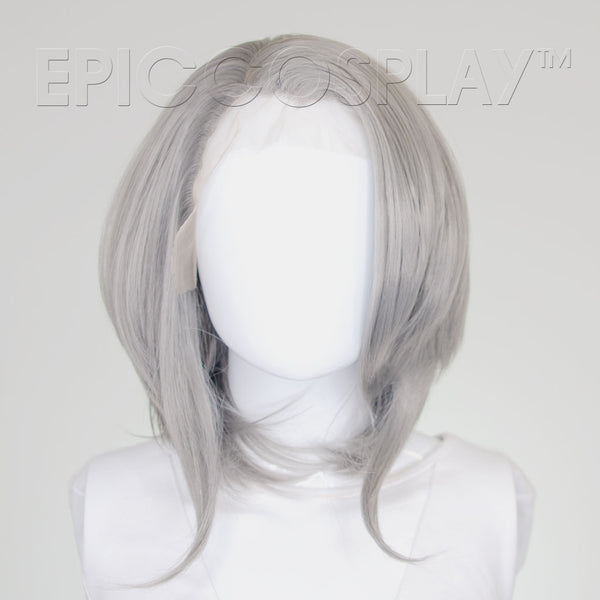 Helen Lacefront - Silvery Grey Wig