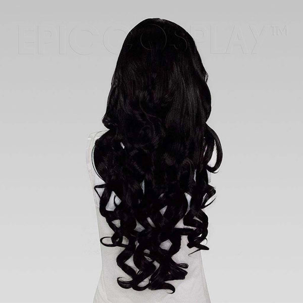 Daphne Lacefront - Natural Black Wig