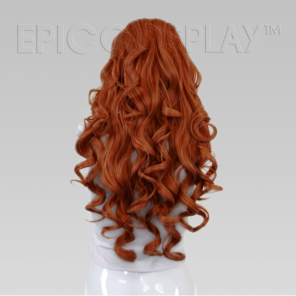 Daphne Lacefront - Copper Red Wig
