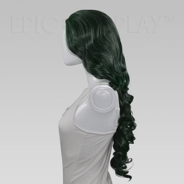 DAPHNE Lacefront - Forest Green Mix