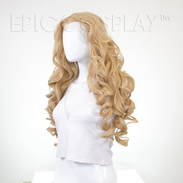 Daphne Lacefront - Strawberry Blonde Wig