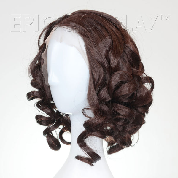 Aries Lacefront - Dark Brown Wig