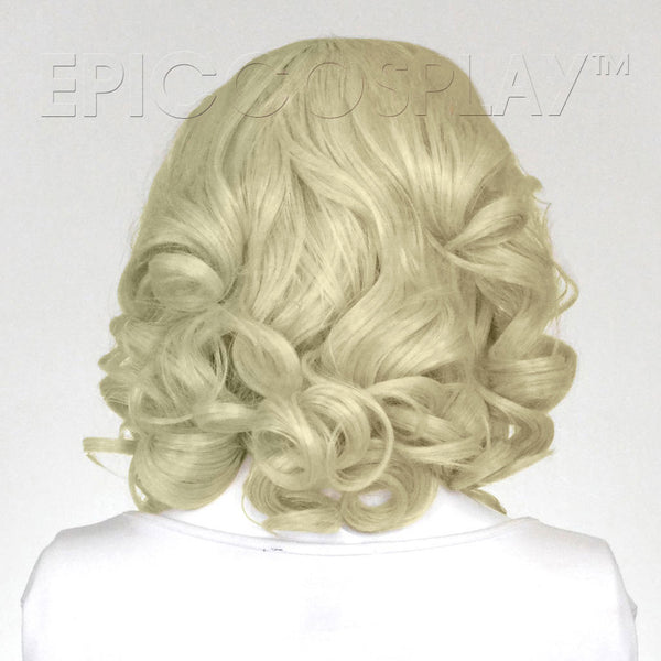 Aries Lacefront - Platinum Blonde Wig