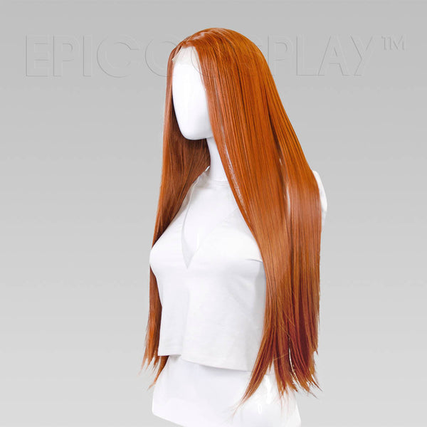 Eros (Lacefront) - Autumn Orange Wig