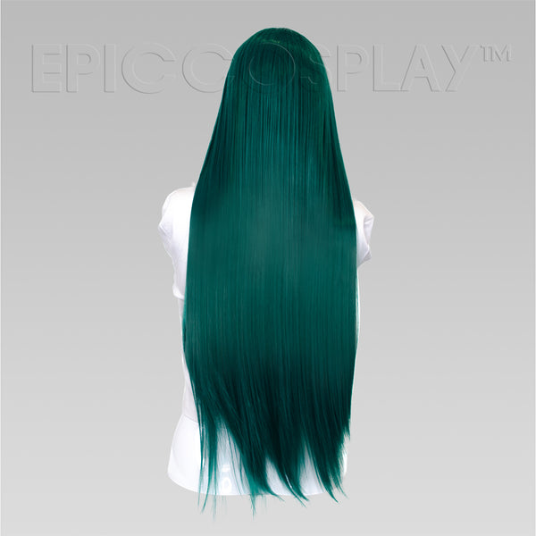 Eros Lacefront - Emerald Green Wig