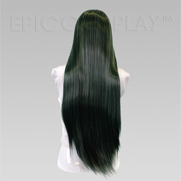 Eros (Lacefront) - Forest Green Mix Wig