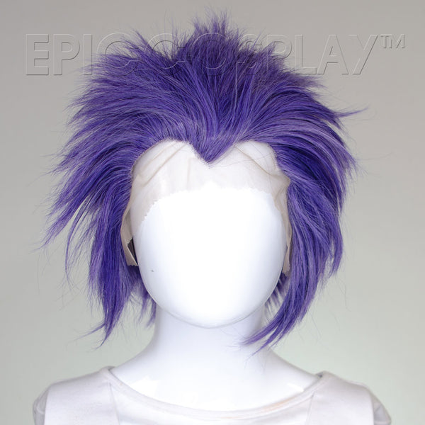 Hades v2 - Classic Purple Mix Wig