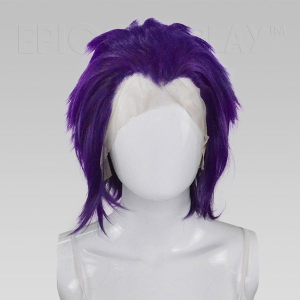 Hades v2 - Royal Purple Wig
