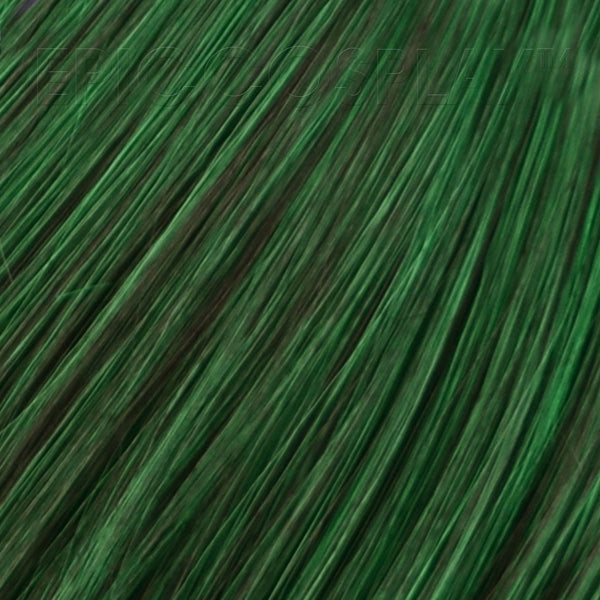 Clip-in Extensions - Forest Green
